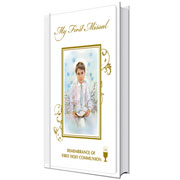 Boys First Holy Communion Missal