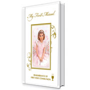 Girls First Holy Communion Missal