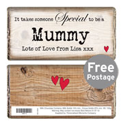 Personalised Someone Special Milk Chocolate Bar - Any Name