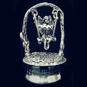 Pewter Swinging Tooth Fairy Box by AE Williams