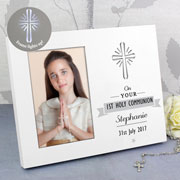 Personalised On Your...Light Up Frame - Religious Occasion