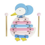 Jemima Puddle Duck Wooden Xylophone Musical Toy