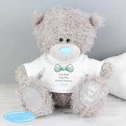 Personalised Me To You Page Boy Teddy Bear Thank You Gift
