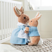 Mrs Rabbit and Peter Soft Toy by Gund