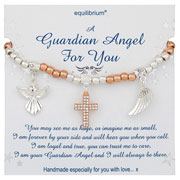 Equilibrium Guardian Angel Bracelet Angel For You
