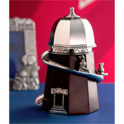 Bunnies Day Out Helter Skelter Music Box by Royal Selangor