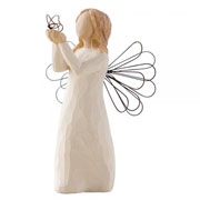 Willow Tree Angel of Freedom Figurine