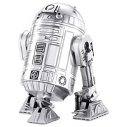 Royal Selangor Star Wars R2 D2 Canister Pewter Figurine