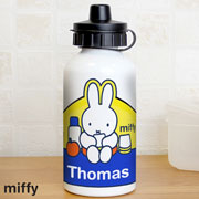 Personalised Miffy Water Bottle