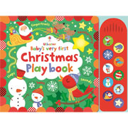 Babys Very First Touchy Feely Christmas Play Book