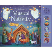 Musical Nativity Book by Usborne Books