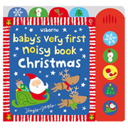 Babys Very First Noisy Christmas Board Book