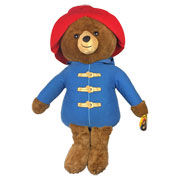 Giant 48cm Sitting Movie Paddington Bear