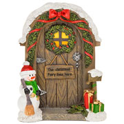 Christmas Fairy Workshop Fairy Door