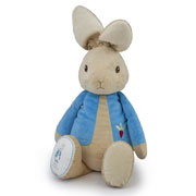 My First Giant Peter Rabbit Soft Toy by Rainbow Designs