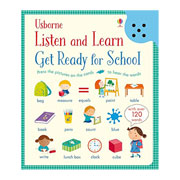 Listen and Learn Get Ready for School Book