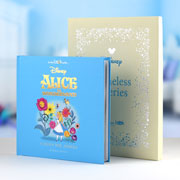 Personalised Disney Alice In Wonderland Book & Gift Box