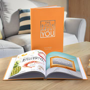 Personalised The Book About You
