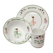 Fairies Dinner Set