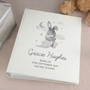 Personalised Baby Bunny Photo Album with Sleeves
