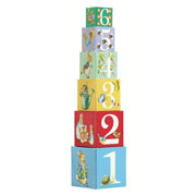 Beatrix Potters Peter Rabbit Stacking Blocks