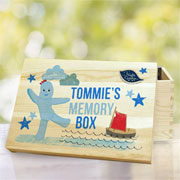 In The Night Garden Igglepiggle Wooden Memory Box