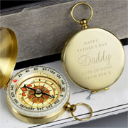 Personalised Classic Keepsake Compass