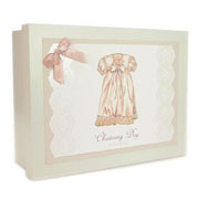 Wooden Baby Keepsake Box (Christening)
