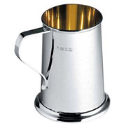 Children's Solid Silver Christening Tankard from Carrs