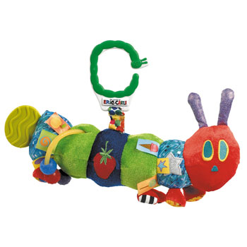 The Very Hungry Caterpillar Baby Activity Toy