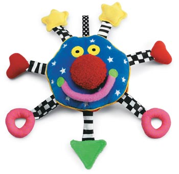 Baby Whoozit Activity Toy by Manhattan Toy
