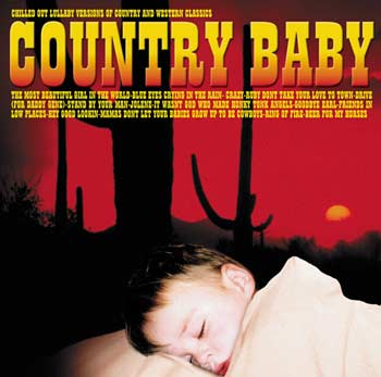 Country Baby Music CD