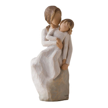 Willow Tree Figurine Mother Daughter