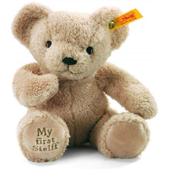My First Steiff Teddy Bear (Beige or Cream)