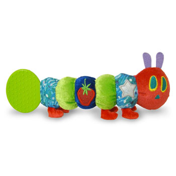 Very Hungry Caterpillar Teether