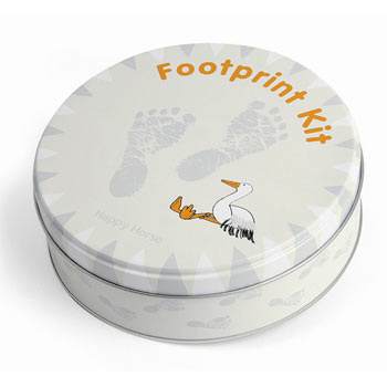 Footprint Plaster Tin Kit by Happy Horse