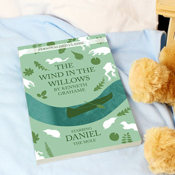 Personalised The Wind in the Willows Novel