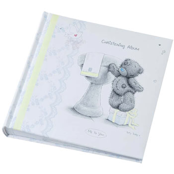 Tatty Teddy Christening Album
