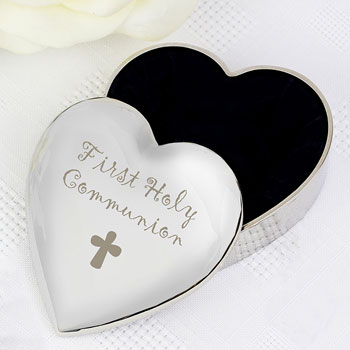 First Holy Communion Trinket Box (Non-Personalised)