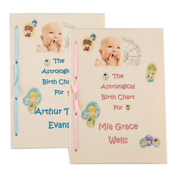 Childs Personalised Horoscope and Astrological Birth Chart