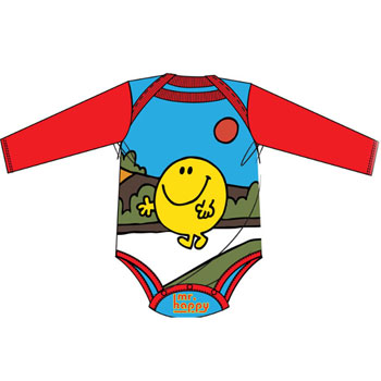 Mr. Happy Babygrow