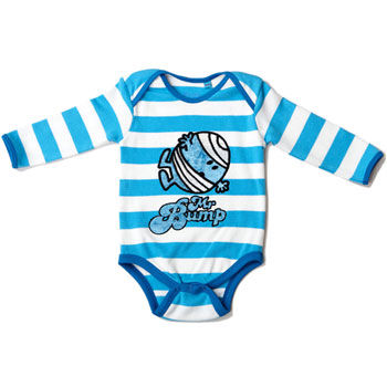 Mr. Bump Stripey Babygrow (6 to 12 months)