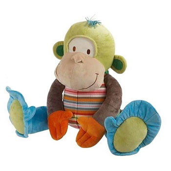 Mo the Monkey from Happy Horse