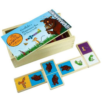 Gruffalo Dominoes Set