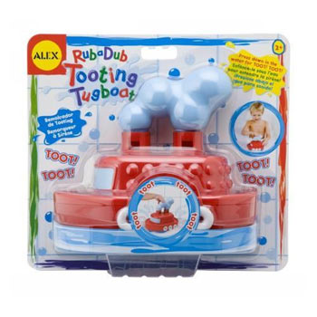 Tooting Tugboat by Alex Toys