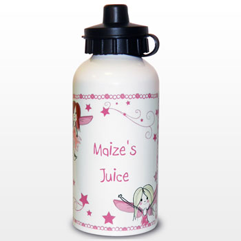 Personalised Fairy Drinks Water Bottle