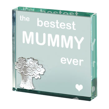 The Bestest Mummy Ever Token / Paperweight