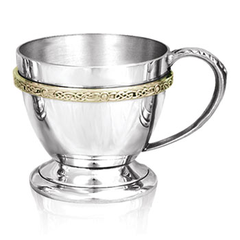 Golden Kells Child's Cup