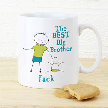 Personalised Best Big Brother Mug Exclusive