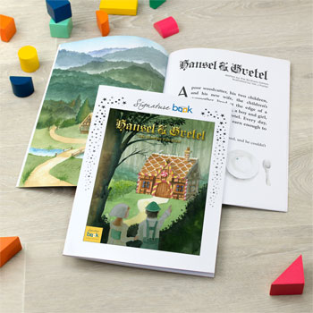Hansel and Gretel Personalised Children's Book